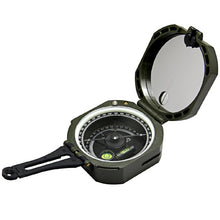 Load image into Gallery viewer, Geological compass instrumentation inclination angle vertical angle slope multifunction compass outdoor hiking compass