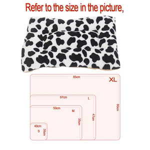 Pet Sofa Dog Beds Indoor Small Medium Large Dog Soft Fleece Warm Cat Bed House Waterproof Bottom Kennel Mat Blanket Pet Products