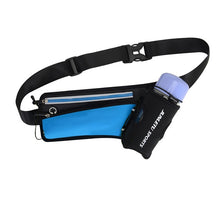 Load image into Gallery viewer, BGreen Sports Waterproof  Cell Phone Waist Pouch Running Wait Belt Bag Cycling Waist Phone Bag Hiking Water Bottle Gadget Holder