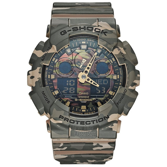 Casio watch g shock watch men top brand luxury set military digital watch sport 100Waterproof quartz men watch relogio masculino