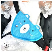 Load image into Gallery viewer, Belt Car Safe Fit Seat Adjuster Baby Safety Triangle Device Kids Auto Sturdy