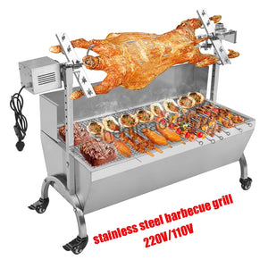 Grill stainless steel grill for pork / mutton / goat / chicken barbecue grill toast kit barbecue pork lamb barbecue