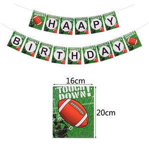 Happy Birthday Handmade Paper Flags Bunting Banner for Kids Birthday Party Baby Shower Layout Decoration Bnaner Garland Supplies