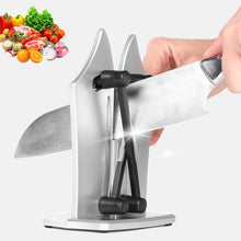 Load image into Gallery viewer, Diamond Knife Sharpener Professional Knife Sharpener Stone Grinder Whetstone As Seen on TV Kitchen Knives Sharpening Tools