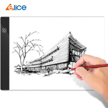 Load image into Gallery viewer, A4 LED Light Pad for Diamond Painting USB Powered Light Board Kit Digital Graphics Tablet for Drawing Pad Art Painting board