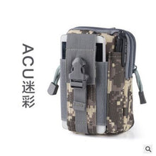 Load image into Gallery viewer, High Quality Tactical Waist Pack Belt Bag Camping Outdoor Military Molle Pouch Wallet Safety and Survival Tool Bag