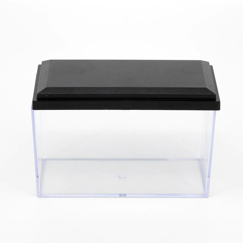 Dust Proof Acrylic Display Case Clear Storage Holder for 1/64 Model Car Toy Anti Dust Clear Durable Dustproof Storage Holder