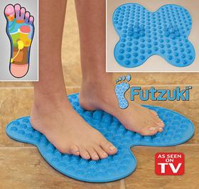As Seen On TV Futzuki Reflexology Foot Relief Mat Pain Relieving Massager 2800 Points
