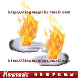 As Seen on TV Kingmagic Heat Resistant Glove Fire Gloves