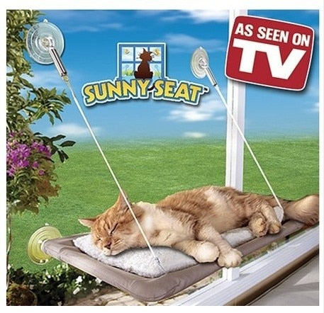 Hot selling New Toy swing Window BED Cat Bed Pet Hammock As Seen On TV sunny Seat Pet swing Beds