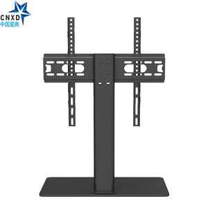 "Universal TV Table Monitor Base Stand Stable and Safety TV Floor Stand for Plasma LED LCD TV 32"" to 55"" up to 88lbs"