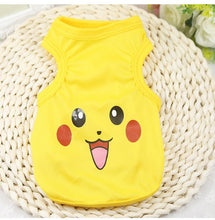 Load image into Gallery viewer, Cheap Cute Dog Clothes for Small Dogs Summer Dog Clothing Coat Jacket Puppy Clothes Pet Dog Coat Yorkies Chihuahua Hoodies XS