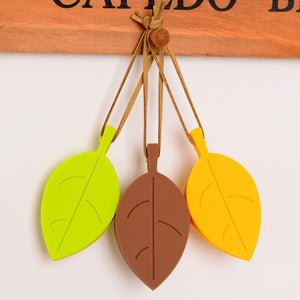 Home Decor Security Card Hanging Door Stopper Silicone Door Stop Safety Baby 1 Pcs Home Improvements  Cute Cartoon Leaf Style