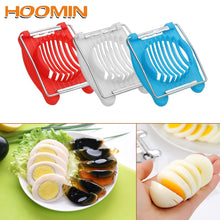 Load image into Gallery viewer, Kitchen Gadgets Manual Food Processor Tools Cooking Tools Egg Slicers Stainless Steel