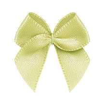 Load image into Gallery viewer, 50Pcs Hand Satin Ribbon Bows DIY Craft Supplie Wedding Party Decor Gift Packing Bowknots Sewing Headwear Accessories Appliques