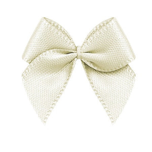 50Pcs Hand Satin Ribbon Bows DIY Craft Supplie Wedding Party Decor Gift Packing Bowknots Sewing Headwear Accessories Appliques