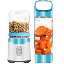 Load image into Gallery viewer, Personal Blender,Portable Blender Usb Juice Blender Rechargeable Travel Juice Blender For Shakes And Smoothies Powerful Six Bl