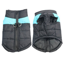 Load image into Gallery viewer, Pet Dog Clothes Winter Waterproof Clothes For Big Dogs Pet Coat Dog Clothing Outfit French Bulldog Jacket