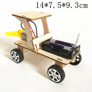 Model Toy Car Model Modeling Diy Kit Antique Vintage Diecast Car Set Collectible Battery Wooden Paper Die Cast Craft Toys Car