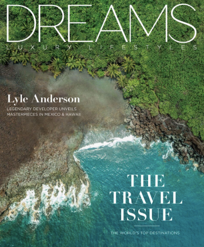 2018 DREAMS Travel Issue