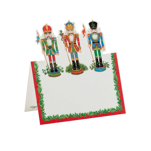 Nutcracker Place Cards - Die Cut