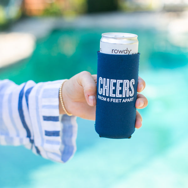 Cheers from 6 Ft. Koozie