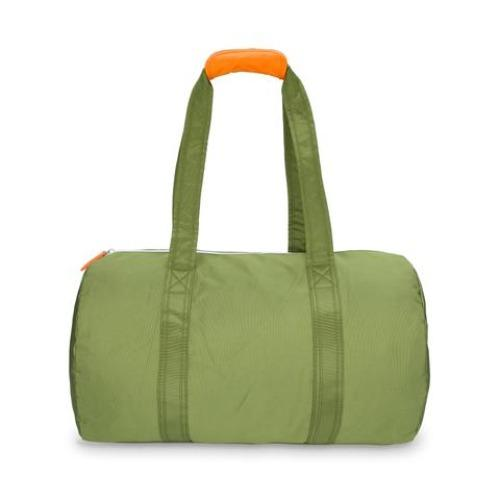 Nylon Duffel - Army Green - Monogram or Personalize