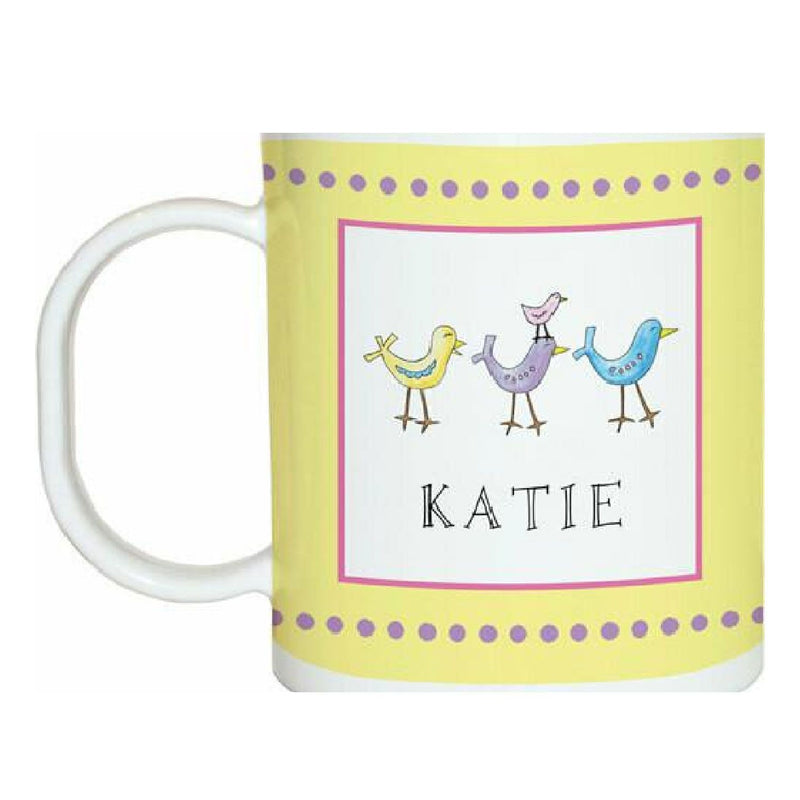 For the Birds Tabletop - Mug - Personalized