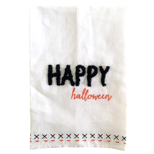 Happy Halloween Guest Towel