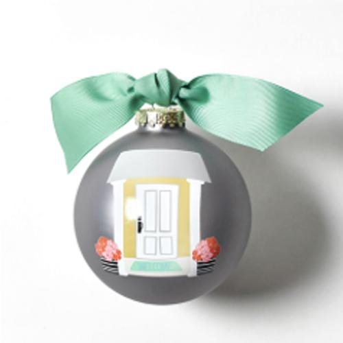 Home Sweet Home Ornament - Personalized