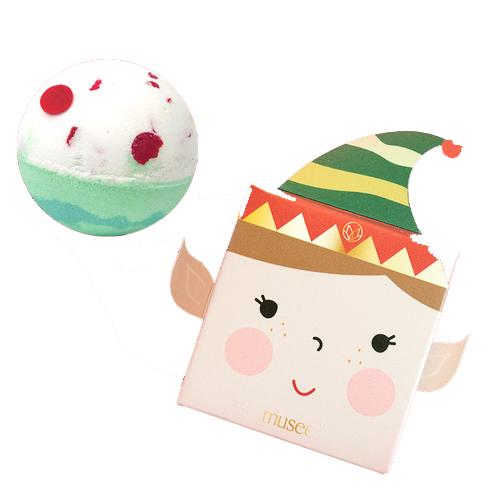 Holiday Bath Bomb - Jolly Little Elf