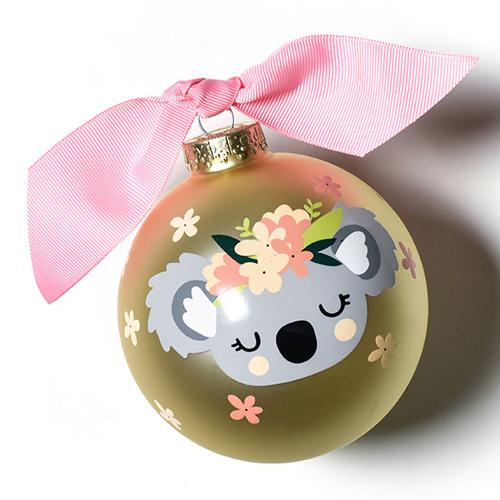 Koala Ornament - Personalized