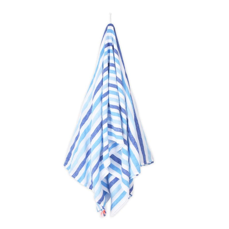 Striped Beach Blanket - La Esther