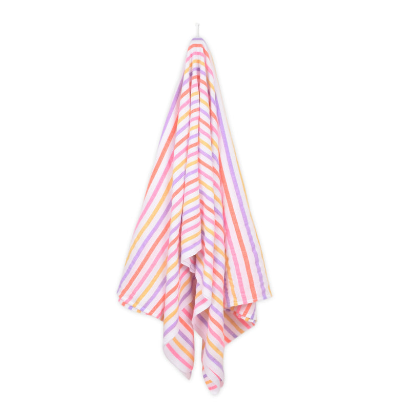 Striped Beach Blanket - La Gaby