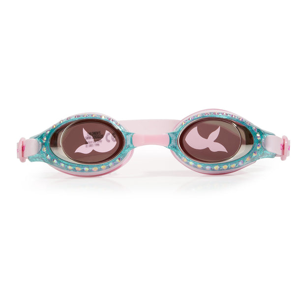 Pink Mermaid Goggles