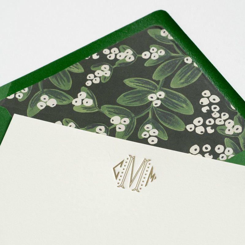 Messmer Stationery Note & Enclosure Cards
