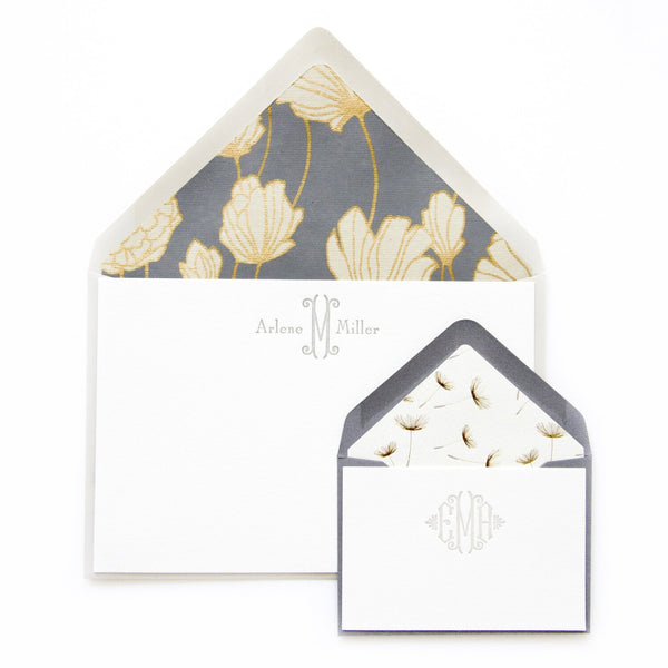 Arlene Miller Stationery Note & Enclosure Cards