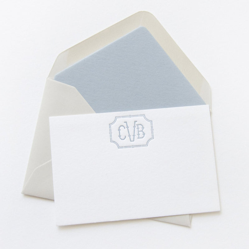 Camila Stationery Note & Enclosure Cards
