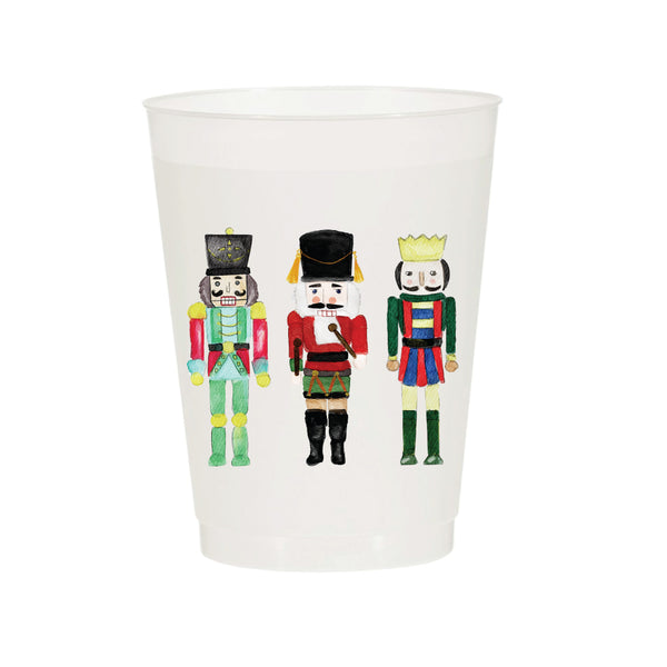 Nutcracker Grab & Go Cup