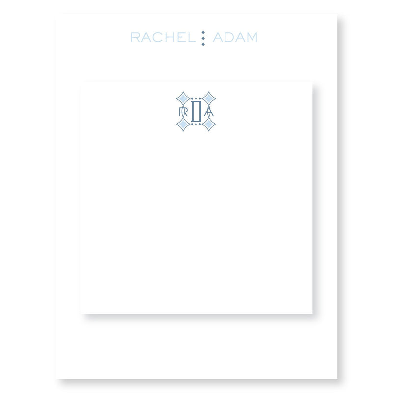 Rachel & Adam Partner Pair Notepads SuccessActive