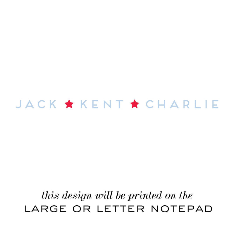 Jack & Kent Partner Pair Notepads