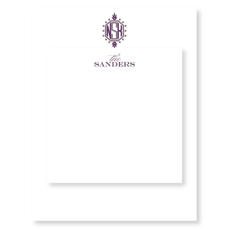 Sanders Partner Pair Notepads