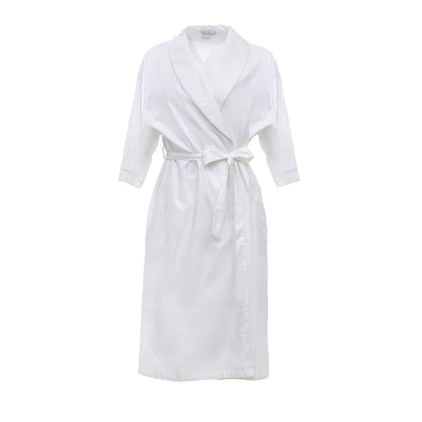 Lenora Bathrobe - White