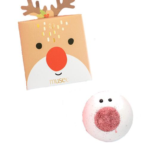Holiday Bath Bomb - Rudolph