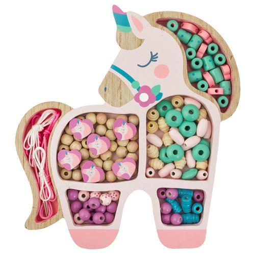 Bead Kit / Jewelry Box - Unicorn
