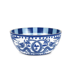 Blue and White Bowl - Large
