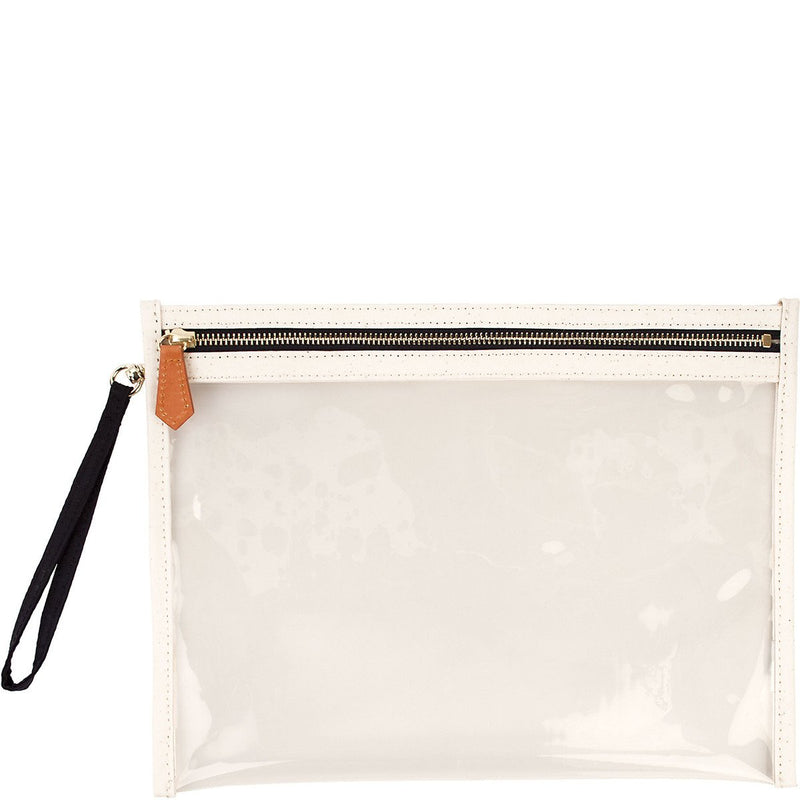 Terra Large Clear Pouch - Panda