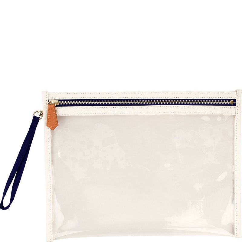 Terra Large Clear Pouch - Sailor