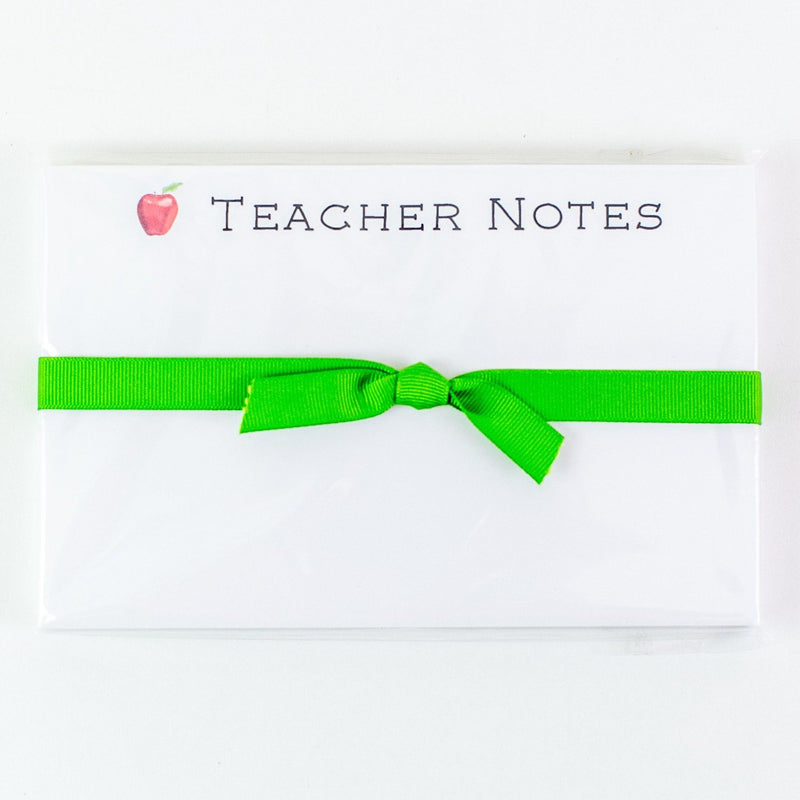 Teacher Notes Pudgy Notepad