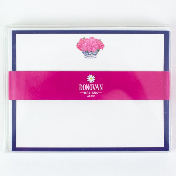 Peonies Notecard Set